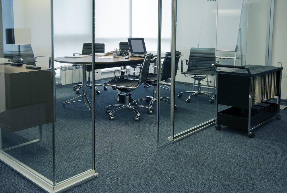 modern office interior photo