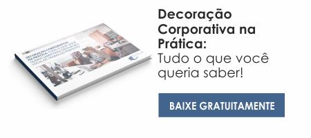 Decoração corporativa na prática
